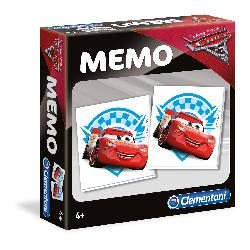 MEMO DELUXE CARS 3