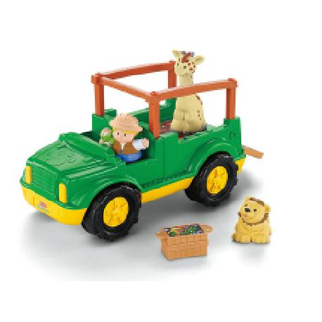 LITTLE P.-CAMION DEL ZOO