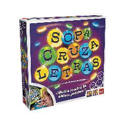 SOPA CRUZA LETRAS+JUEGO REGALO
