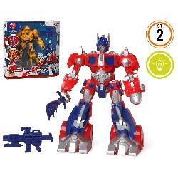 ROBOT 26X25CM HEROE...