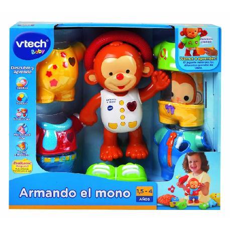 ARMANDO EL MONO -VTECH-