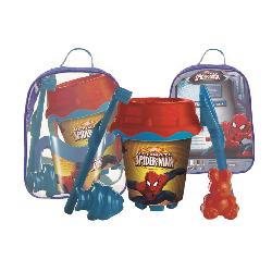 MOCHILA PLAYA SPIDERMAN -MONDO-