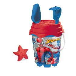CUBO+ACC.PLAYA SPIDERMAN -MONDO-