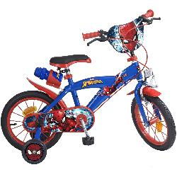 "BICI 16"" SPIDERMAN"