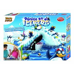 PANICO EN EL ICEBERG