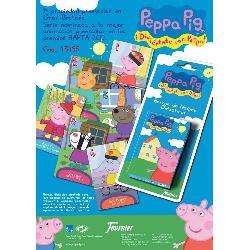 CARTAS INF PEPPA PIG