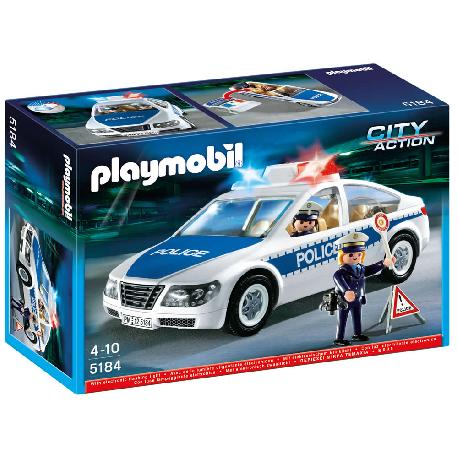 PLAYMOBIL COCHE POLICIA C/LUCES