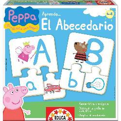 PEPPA PIG-EL ABECEDARIO