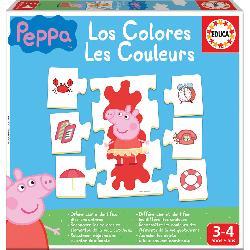 APRENDO...COLORES PEPPA PIG