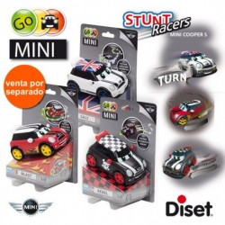 GO MINI STUNT RACERS SURT.