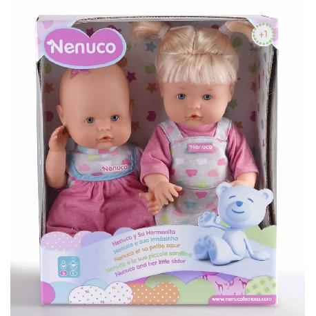 NENUCO Y SU HERMANITO NIÑO+NIÑA