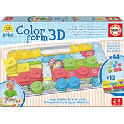 BABY  COLOR  FORM  3D