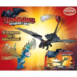 DRAGONES BERK-DRAGONES DELUXE