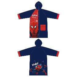 IMPERMEABLE SPIDERMAN TALLAS SURT.