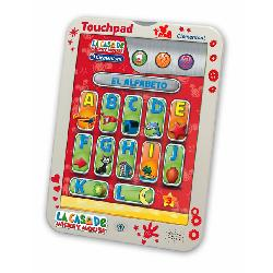 TABLET CLEMTOUCH DISNEY 3-5AÑOS