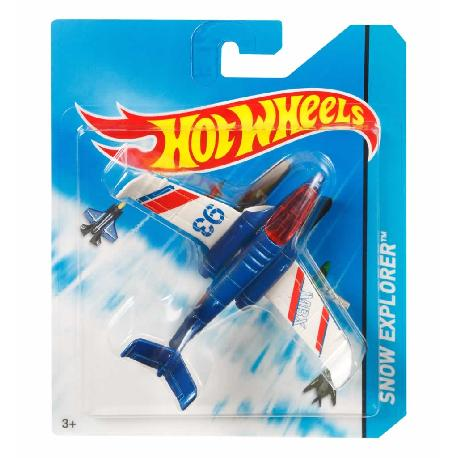 HOT WHEELS-AVIONES
