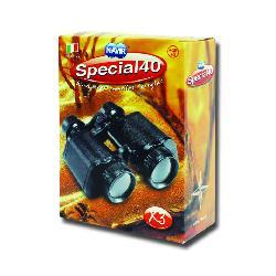 PRISMATICOS SPECIAL40 AMPLIACION 3X