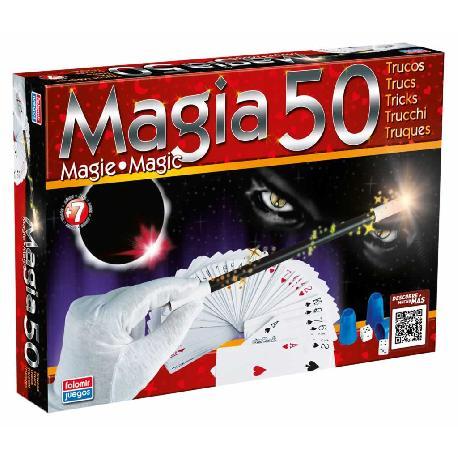 MAGIA POTAGIA 50TRUCOS -FALOMIR-