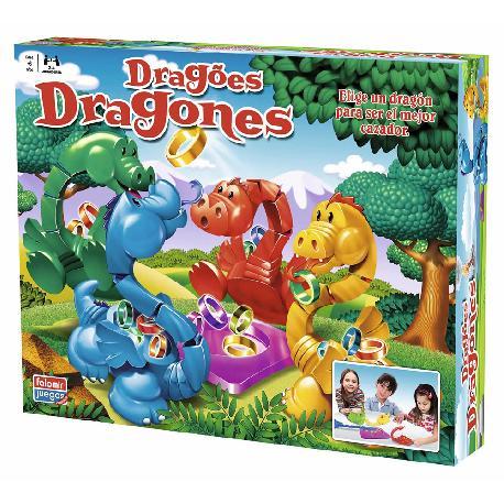 DRAGONES CAZADORES -FALOMIR-
