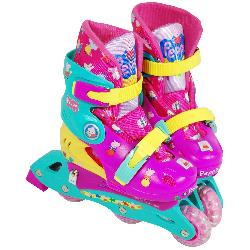 PATINES EN LINEA PEPPA PIG 31-34 E/SET