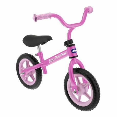 BICI CHICCO ROSA SIN PEDALES
