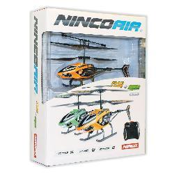 HELICOPTERO R/C NINCO ALUMINI LLAMAS
