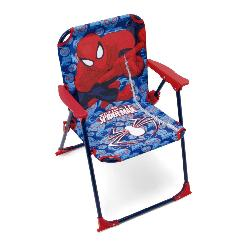SILLA PLEGABLE SPIDERMAN