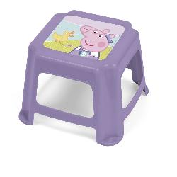 TABURETE MONOBLOCK PEPPA PIG -ARDITEX-
