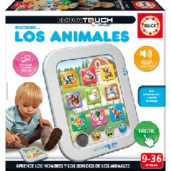 EDUCA TOUCH BABY DESCUBRO ANIMALES