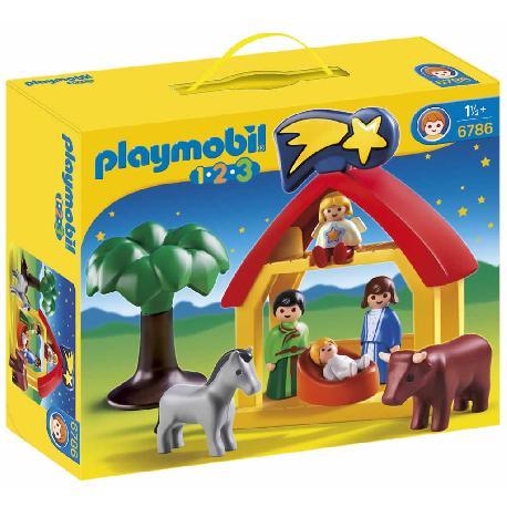 PLAYMOBIL 1.2.3. BELEN