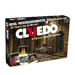 CLUEDO  BARCELONA  -ELEVEN-