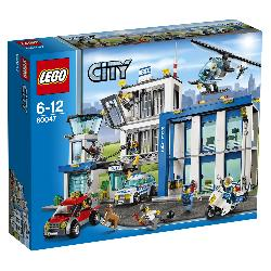 LEGO  CITY-COMISARIA  POLICIA