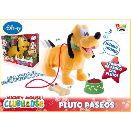 PLUTO PASEOS -IMC-