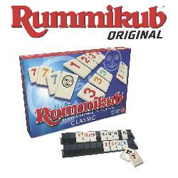 RUMMIKUB  CLASSIC+TRIOMINOS  VIAJE  REGALO