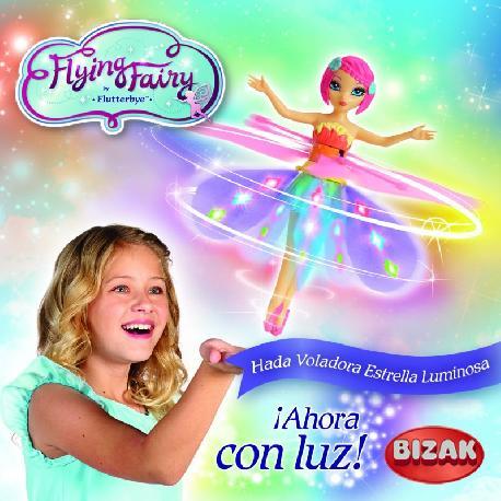 FLYING FAIRY-HADA VOLADORA LUMINOSA