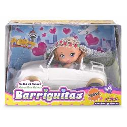 BARRIGUITAS COCHE COLORES