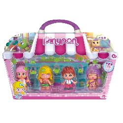 PIN  Y  PON  CITY  FIGURAS  PACK  4UNID.