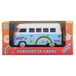 FURGONETA HAPPY -KIDDUS-