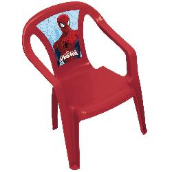 SILLA MONOBLOCK SPIDERMAN -ARDITEX-