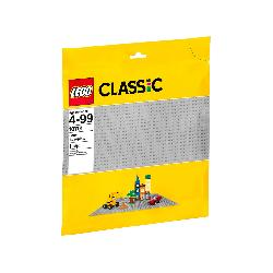 LEGO CLASSIC-BASE GRIS
