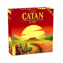 CATAN LOS COLONOS CATALAN -DEVIR-
