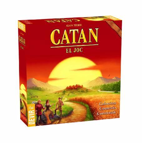 Catalan Devir Colonos Los Catan HD29IE