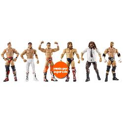 WWE-FIGURAS BASICAS