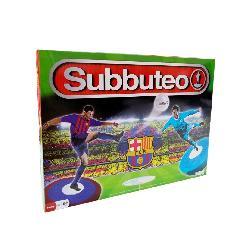 SUBBUTEO PLAYSET FC BARCELONA 3ªEDIC.