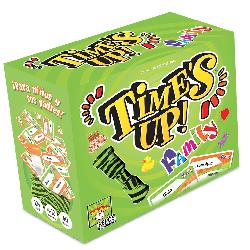 TIME'S UP FAMILY -ASMODEE-
