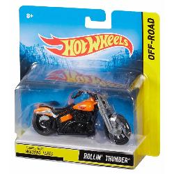 HOT  WHEELS-MOTOS  STREET...