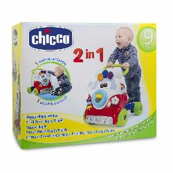 HAPPY HIPPY PRIMEROS PASOS -CHICCO-