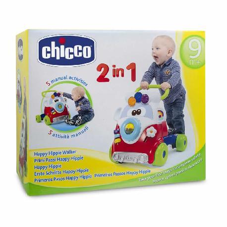 HAPPY HIPPY PRIMEROS PASOS -CHICCO-