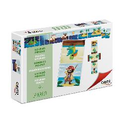 DOMINO PIRATAS ED.KIDS -CAYRO-