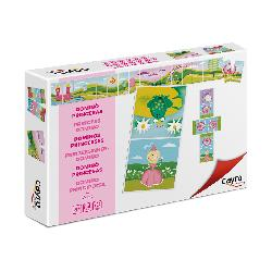 DOMINO  PRINCESAS  ED.KIDS  -CAYRO-